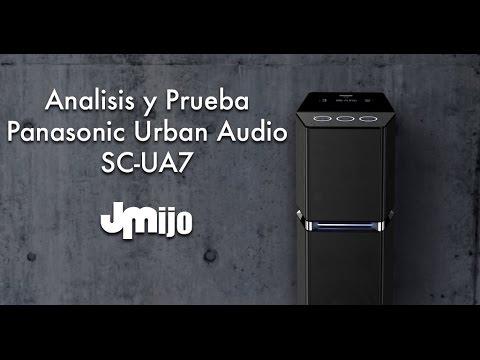 Download Prueba y Análisis Panasonic SC-UA7