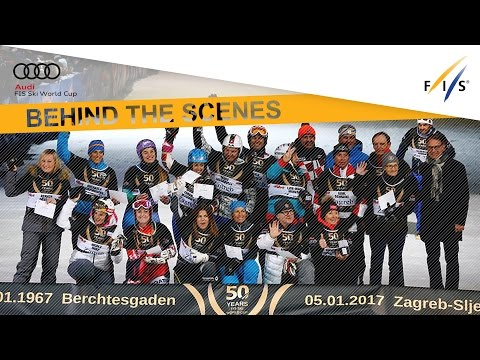 50 years of FIS Ski World Cup celebrated in Zagreb | FIS Alpine