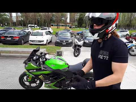 Review Kawasaki Ninja 300 En venta!