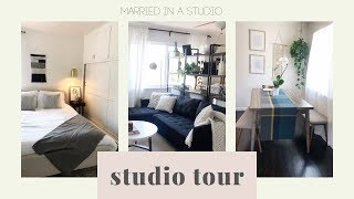 Tour My Studio! | Married in a Studio