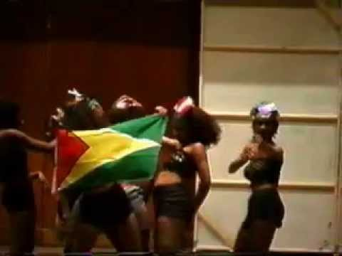 UF Caribsa Fashion Talent Show 2001