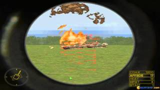 M1 Tank Platoon II gameplay (PC Game, 1998)
