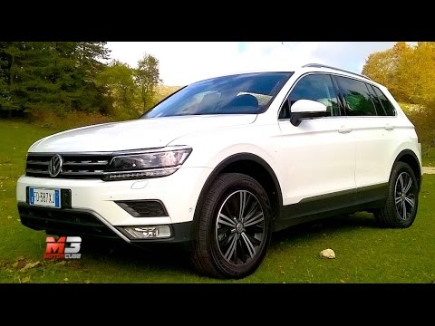 new volkswagen tiguan 2017 first test drive only sound youtube. Black Bedroom Furniture Sets. Home Design Ideas