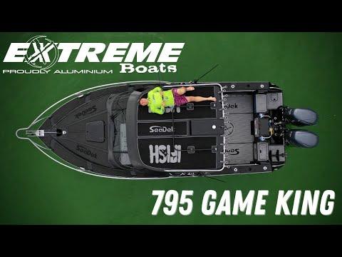IFISH Extreme Boats Game King 795 (FULL WALK THROUGH)