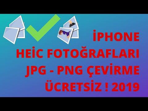 Iphone Heic Dosyasini Jpg Cevirme Programi Ucretsiz Youtube