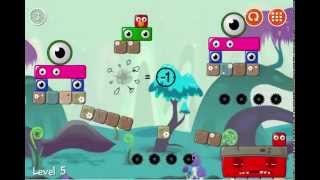 Monsterland. Challenge Walkthrough Video (levels 1-24)