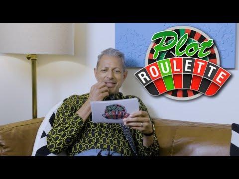 Plot Roulette with Jeff Goldblum