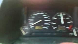 GOLF III 2.0 8V 0-100 km/h 255k km ;-D only petrol Thumbnail