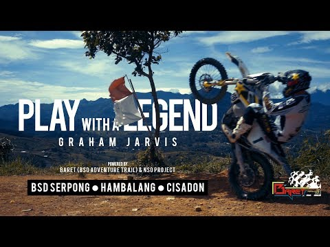 GRAHAM JARVIS HAMBALANG - CISADON (INDONESIA) 2018 By BARET