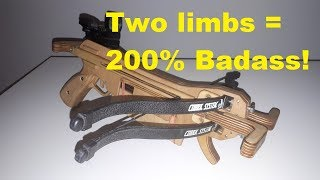 The Double Crossbow - Twice Badass?