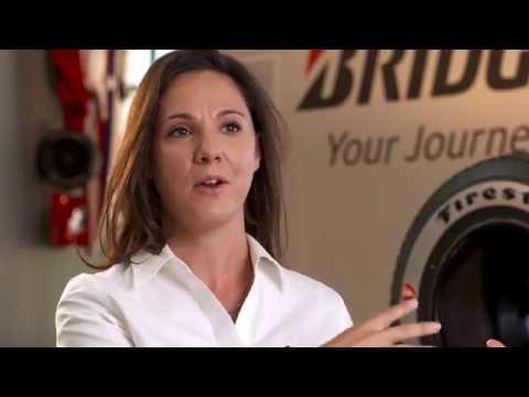 Bridgestone's Cara Adams Talks Innovation