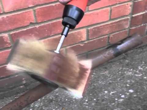 ECO-Flex Sanding Metal & Wood