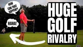 Golf Pro vs Low Handicap!!!