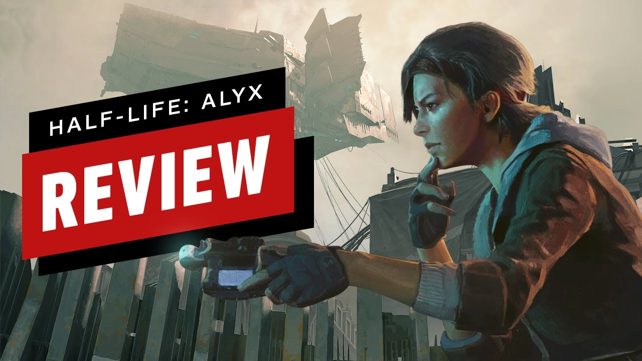 Half-Life: Alyx Review (Video Game Video Review)