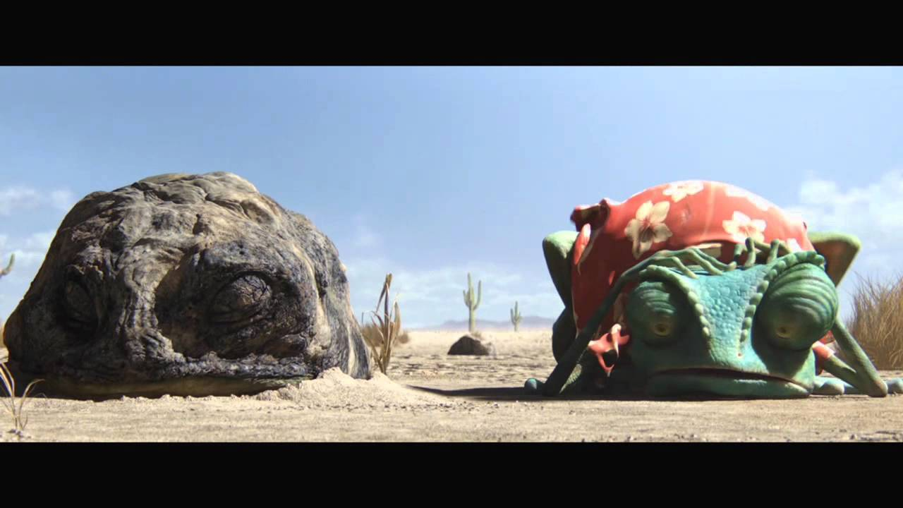 Download Rango is now available on PlayStation®Store!