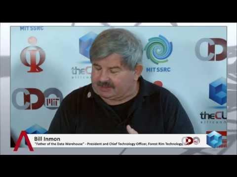 Bill Inmon - MIT CDOIQ 2014 - theCUBE  - #MITIQ