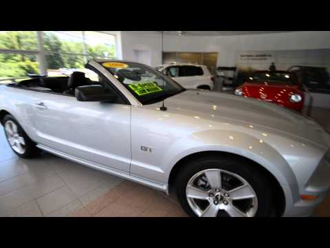 2006 Ford Mustang GT Convertible (stk# 30221A ) for sale Trend Motors Used Car Center Rockaway, NJ