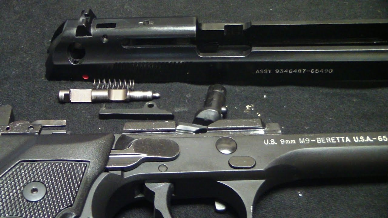 20+ Beretta M9 Disassembly Pictures and Ideas on Meta Networks
