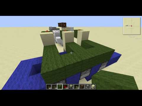 [Minecraft Tutorial] Генератор