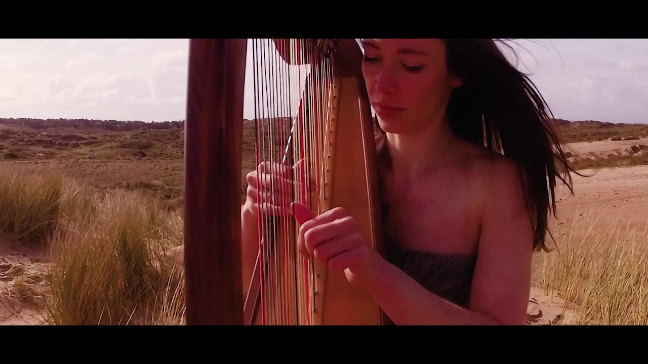 Brave Heart Solo Celtic Harp Music