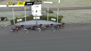 Vidéo de la course PMU PRIX LOPP 5