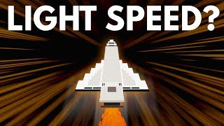 What If You Traveled Faster Than The Speed Of Light? thumbnail