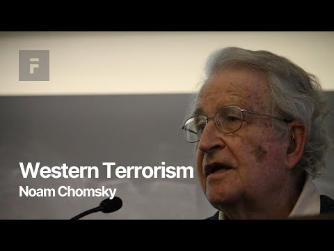 Noam Chomsky on Western Terrorism: From Hiroshima to Drone Warfare