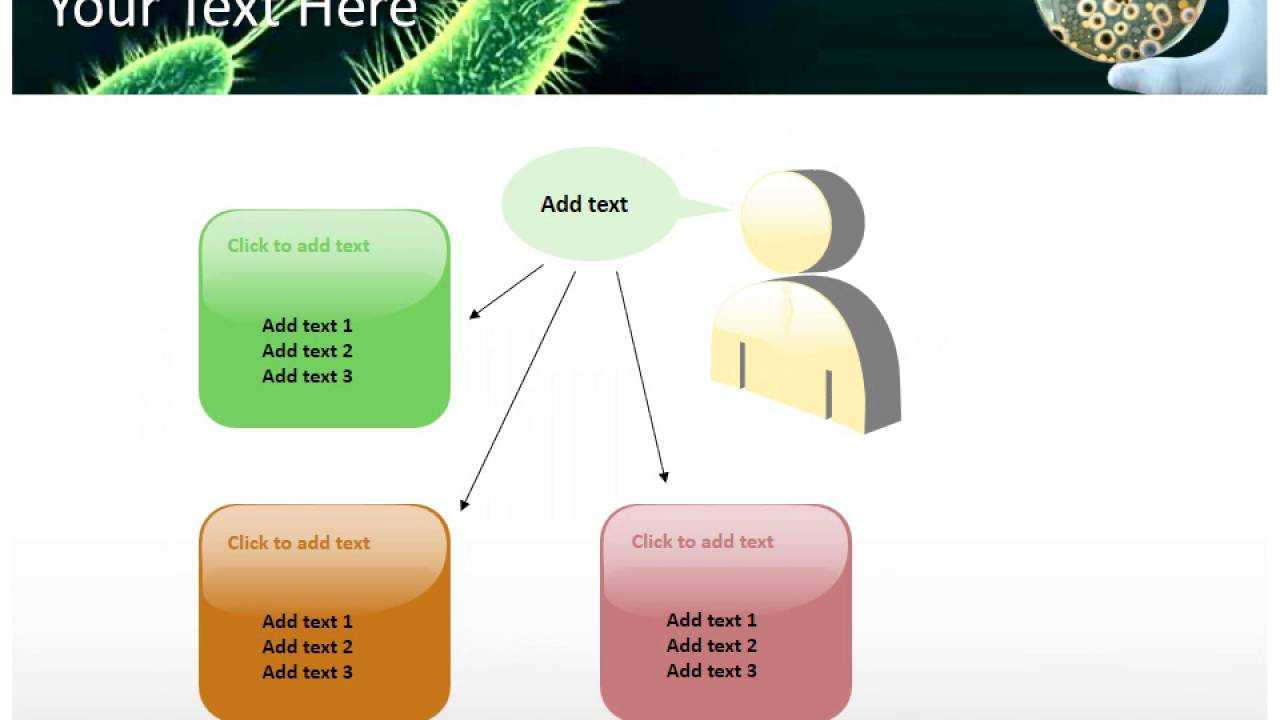 Classification of bacteria powerpoint templates and for Price is right powerpoint template