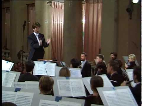 Sviridov: Snow Storm (after Pushkin), Conductor: Roman Leontiev