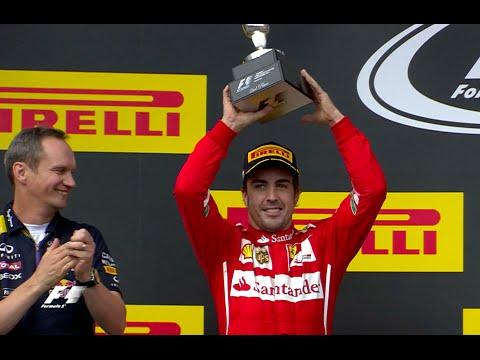 Fernando Alonso's 2014 Season Highlights