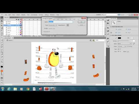 start animation with flash(adobe flash professional CS5) from YouTube · Duration:  4 minutes 24 seconds  · 685 views · uploaded on 3/10/2015 · uploaded by PALLI PATRA