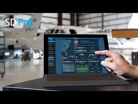 SD Pro - The Integrated Flight Operations Management Platform