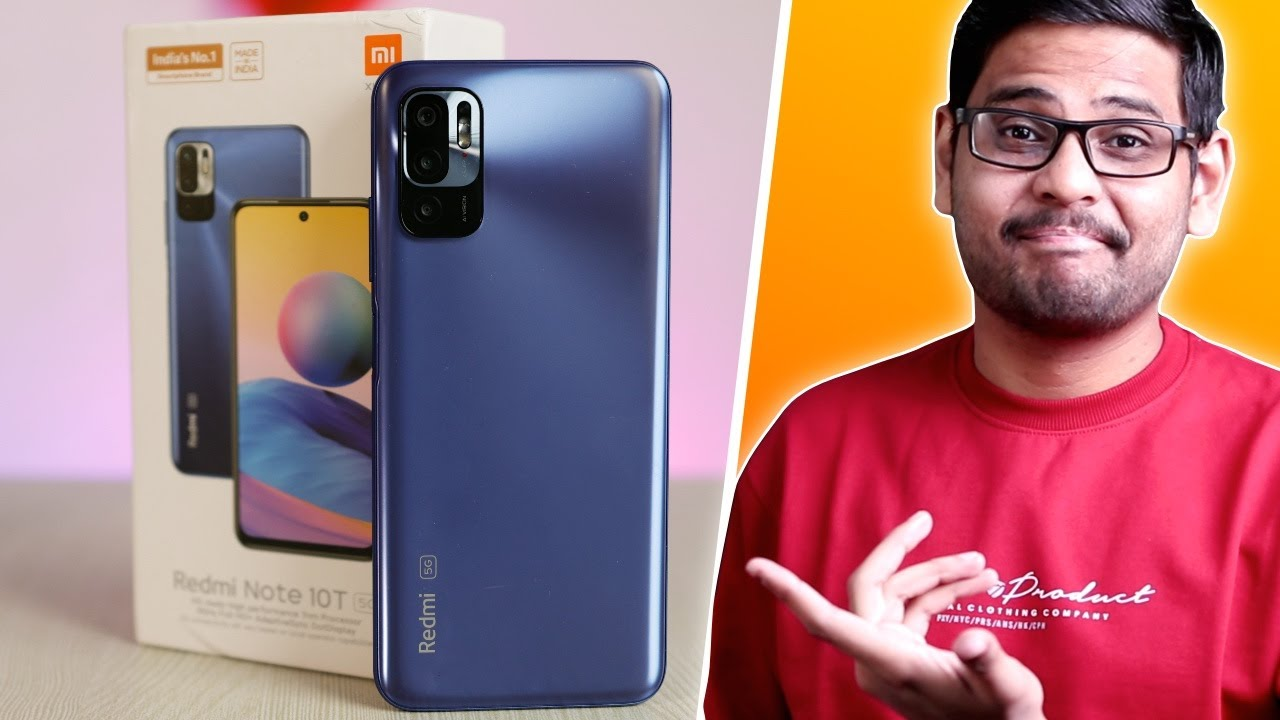 Redmi Note 10T 5G: Beyond The 5GbHype