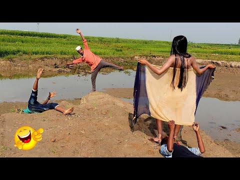 New funny video | Comedy Video 2019 | Episode 37 | #LungiFun