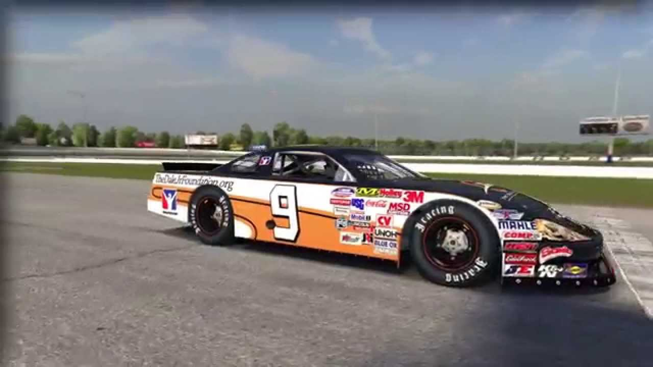 Late Model - Chevrolet Monte Carlo SS - YouTube