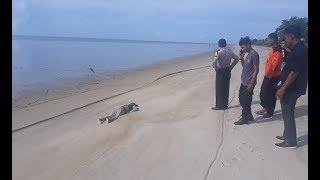 Jasad Perempuan Tak Beridentitas Ditemukan di Tepi Pantai Alew