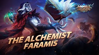 New Hero | The Alchemist | Faramis | Mobile Legends: Bang Bang!