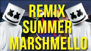 Summer - Marshmello ( MAXV4 REMIX)