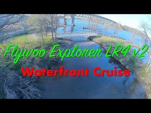 Flywoo Explorer LR4 v2 - Waterfront Cruise