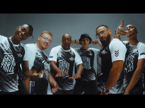 Médine - Grand Paris 2 ft. Koba LaD, Larry, Pirate, Rémy & Oxmo Puccino (Clip Officiel)