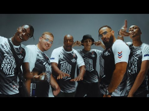 Médine – Grand Paris 2 ft. Koba LaD, Larry, Pirate, Rémy & Oxmo Puccino (Clip Officiel)