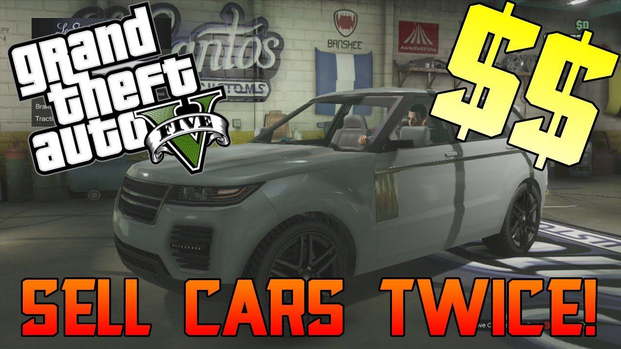 Sell Cars Twice! \