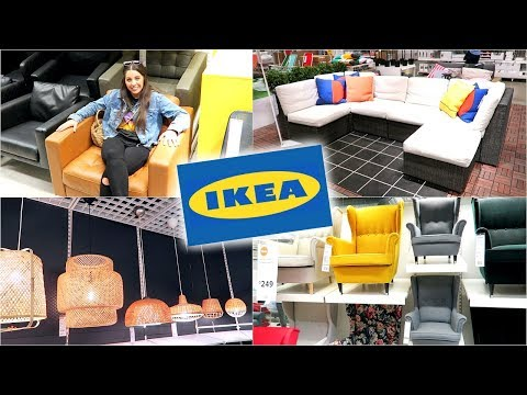 IKEA SHOP WITH ME 2019! NEW SPRING/SUMMER HOME DECOR & FURNITURE!