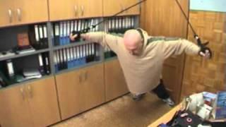 StrejGym спортивный тренажер(Тренировка на StrejGym в офисе http://strejgym.ru., 2011-03-20T21:00:26.000Z)