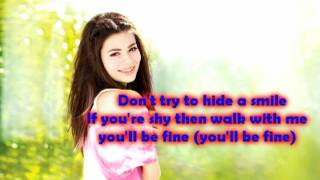 Miranda Cosgrove - Charlie with lyrics