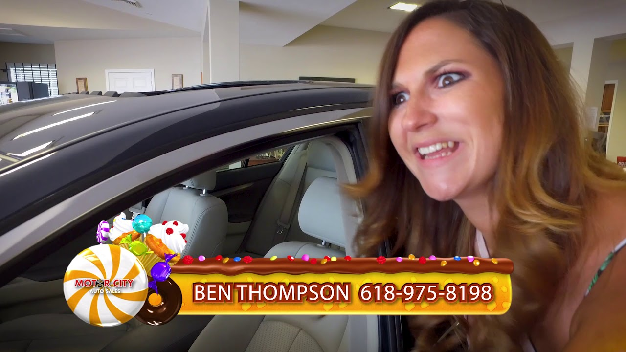 Selling cars like candy bars at motor city auto sales Motor city car sales