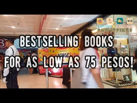 National Bookstore's First Ever Book Binge Bazaar