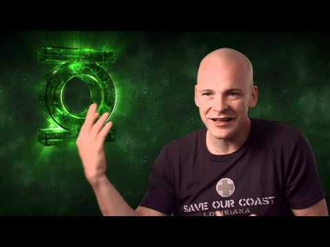 Peter Sarsgaard 'Green Lantern' Interview