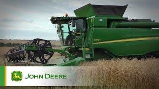 Video John Deere T670i Combine Testimonial Video - Scotland download MP3, 3GP, MP4, WEBM, AVI, FLV Desember 2017
