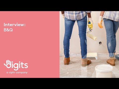 B&Q interview